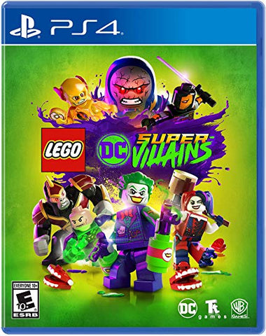 [PS4] LEGO DC Super Villains R1
