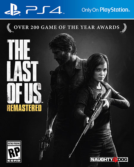 [PS4] The Last Of Us Remastered R1