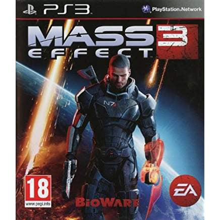 [PS3] Mass effect 3 R2