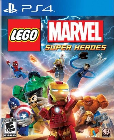 [PS4] Lego Marvel Super Heroes R1