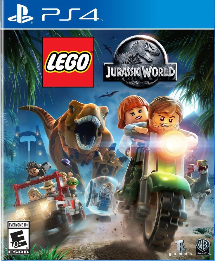 [PS4] Lego Jurassic World R1