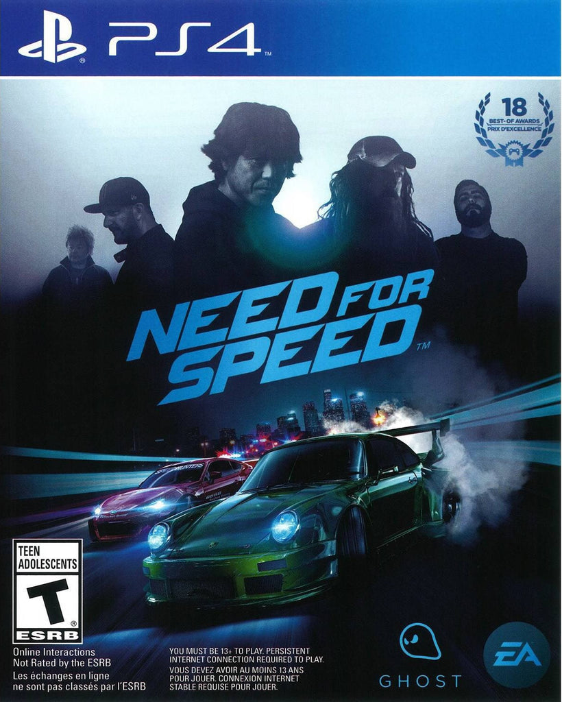 [PS4] Need For Speed R1