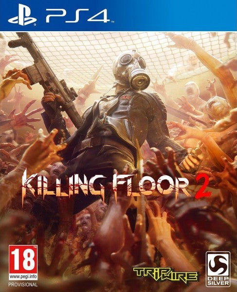 [PS4] Killing Floor 2 R2