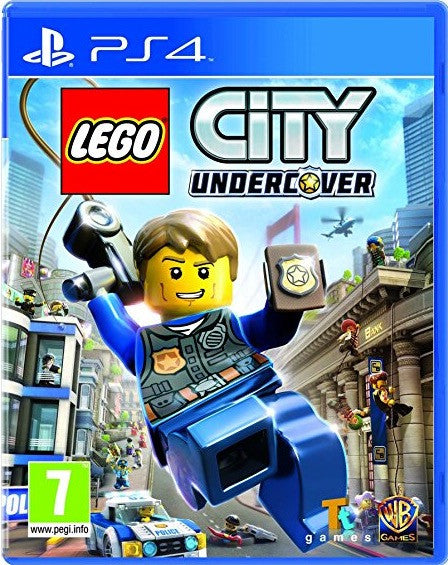 [PS4] LEGO City Undercover R2