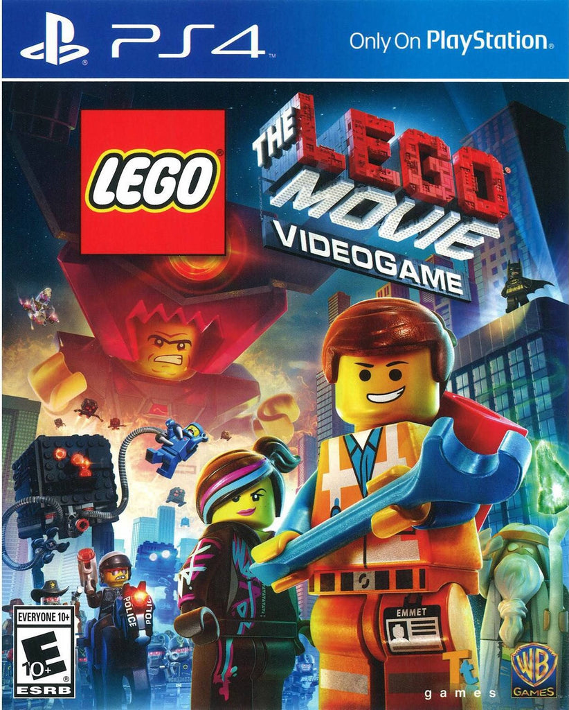 [PS4] Lego Movie Videogame R1
