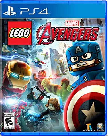 [PS4] Lego Marvel Avengers R1