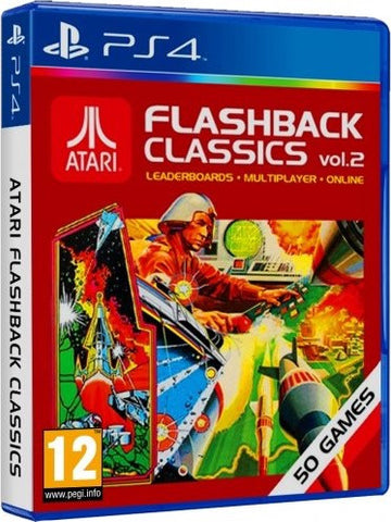[PS4] Flashback Classics Vol.2 R2