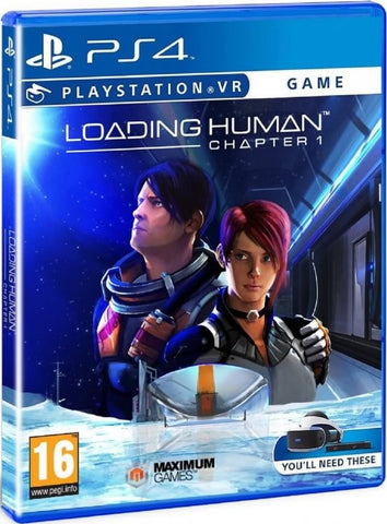 [PS4 VR] Loading Human Chapter 1 R2