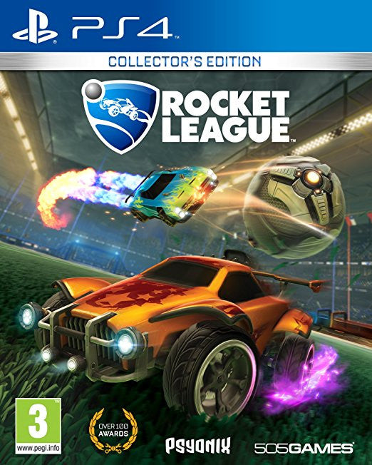 [PS4] Rocket League Collector's Edition R2