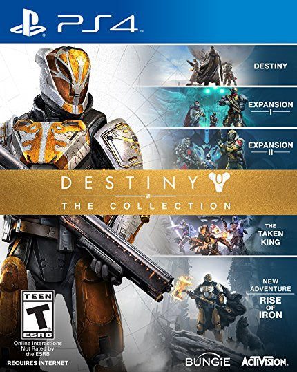 [PS4] Destiny The Collection R1