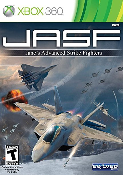[Xbox 360] Jane's Advance Strike Fighters R1
