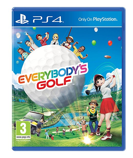 [PS4] Everybody's Golf R2