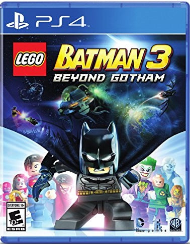 [PS4] LEGO Batman 3: Beyond Gotham R1