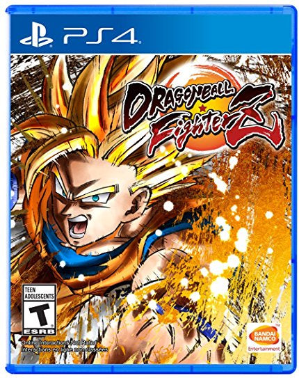 [PS4] Dragonball FighterZ R1