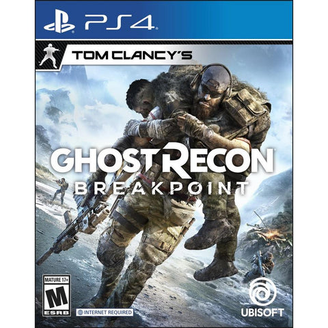 [PS4] Ghost Recon Breakpoint R1