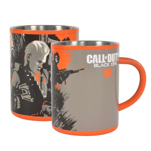Official Call of Duty Black Ops 4 Mug