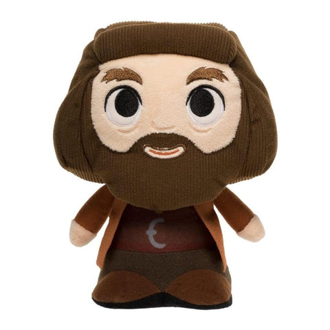 Harry Potter Hagrid Plush Toy Officially From Funko