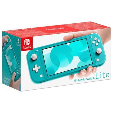 Nintendo Switch Lite Blue Console