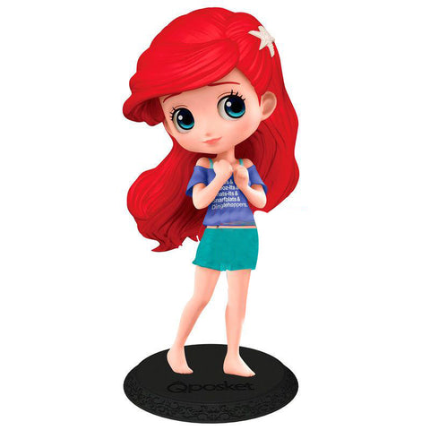 Disney The Little Mermaid Ariel Avatar Style Q Posket Figure (14cm)