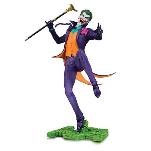 DC Collectibles The Joker Statue - Size: 25cm