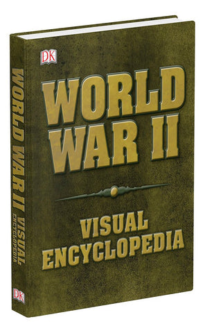 Call of Duty Visual Encyclopedia Word War II