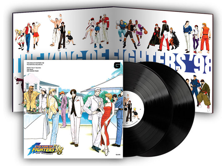 The King Of Fighters 98 Vinyl