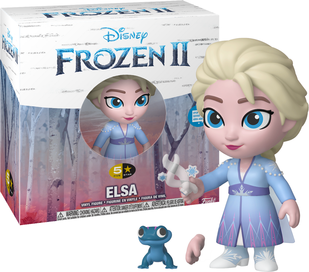 Funko 5 Star Disney Frozen 2 Elsa