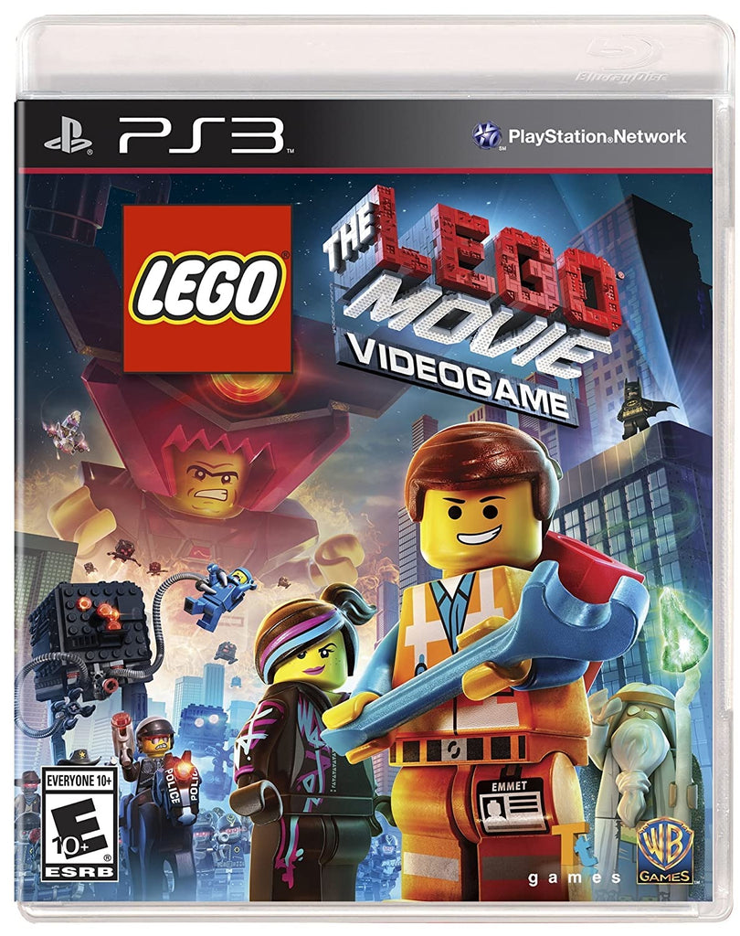 [PS3] Lego Movie R1