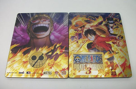One Piece Pirate Warriors 3 Steelbook (No Game)