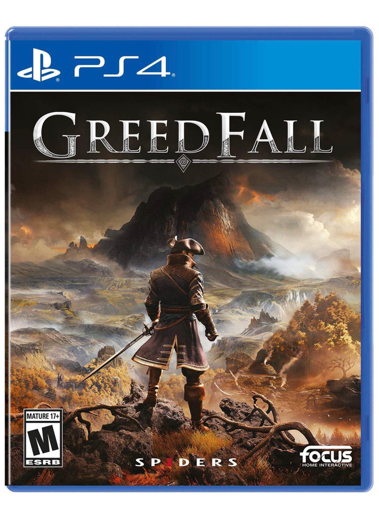 [PS4] Greed Fall R1