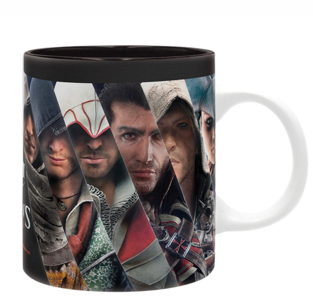 Assassin's Creed Collection Mug (320ml)