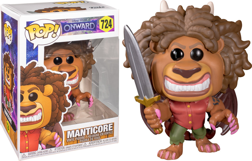 Funko Pop Disney Onward Manticore