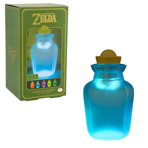 The Legend Of Zelda Potion Jar Light