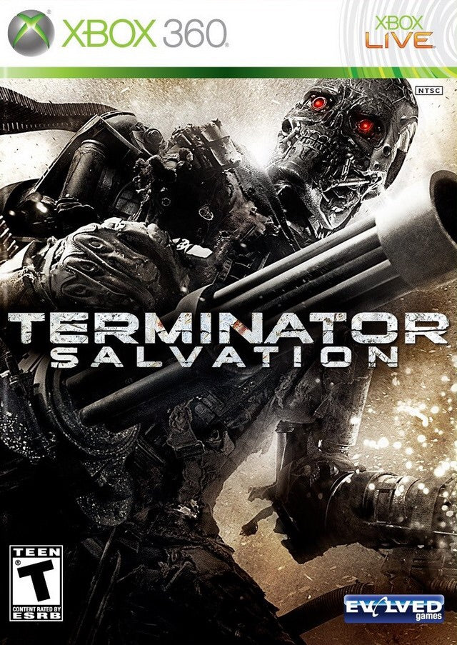 [Xbox 360] Terminator: Salvation R1