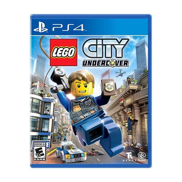 [PS4] LEGO City Undercover R1