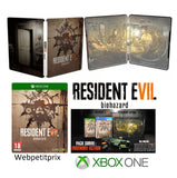 [Xbox One] Resident Evil 7 Biohazard Steelbook Edition With Game R2