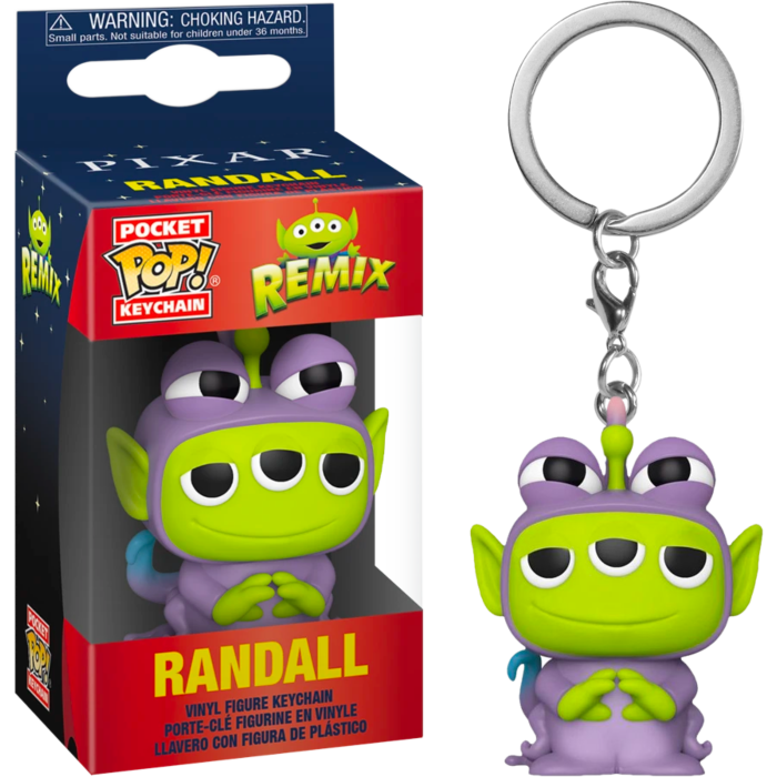 Pop Keychain Disney Alien Remix Randall