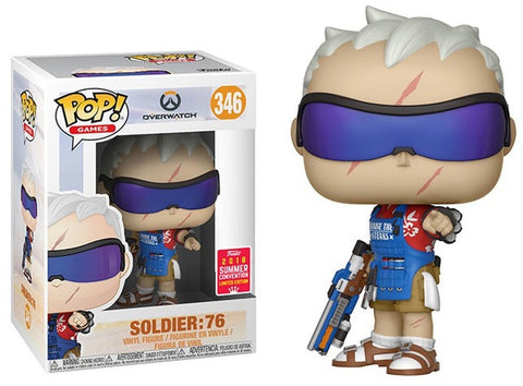Funko Pop: Overwatch - Soldier 76 Limited Edition