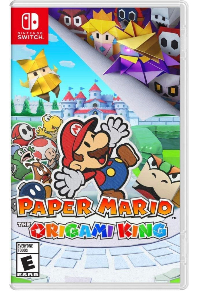 [NS] Paper Mario The Origami King R1