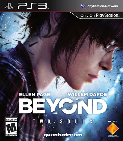 [PS3] Beyond Two Souls R1