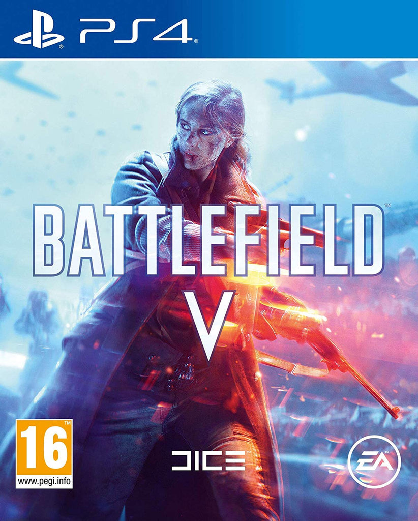 [PS4] Battlefield V R2 Arabic