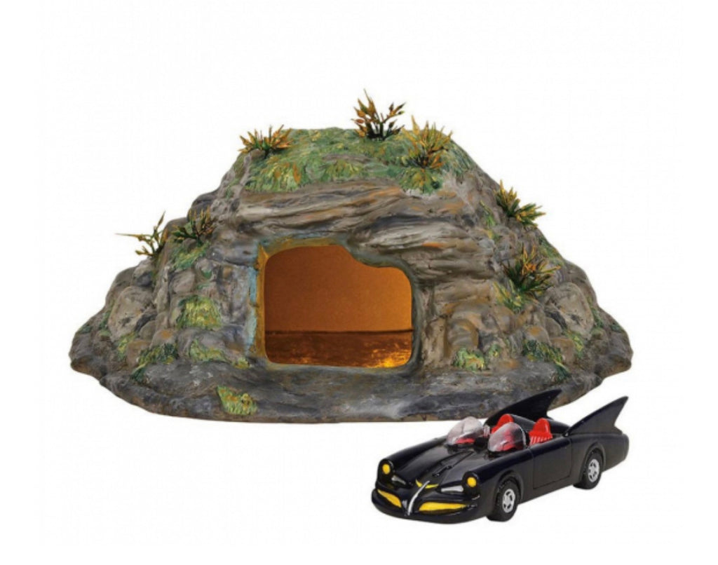 DC Comics Batman The Batcave (11cm)