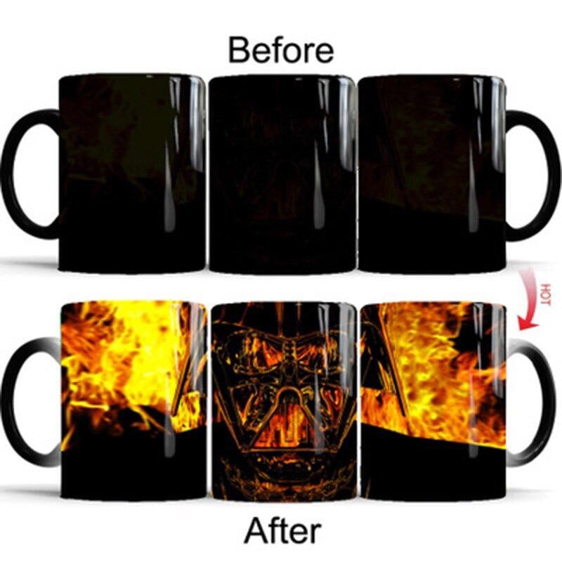 Star Wars Heat Mug