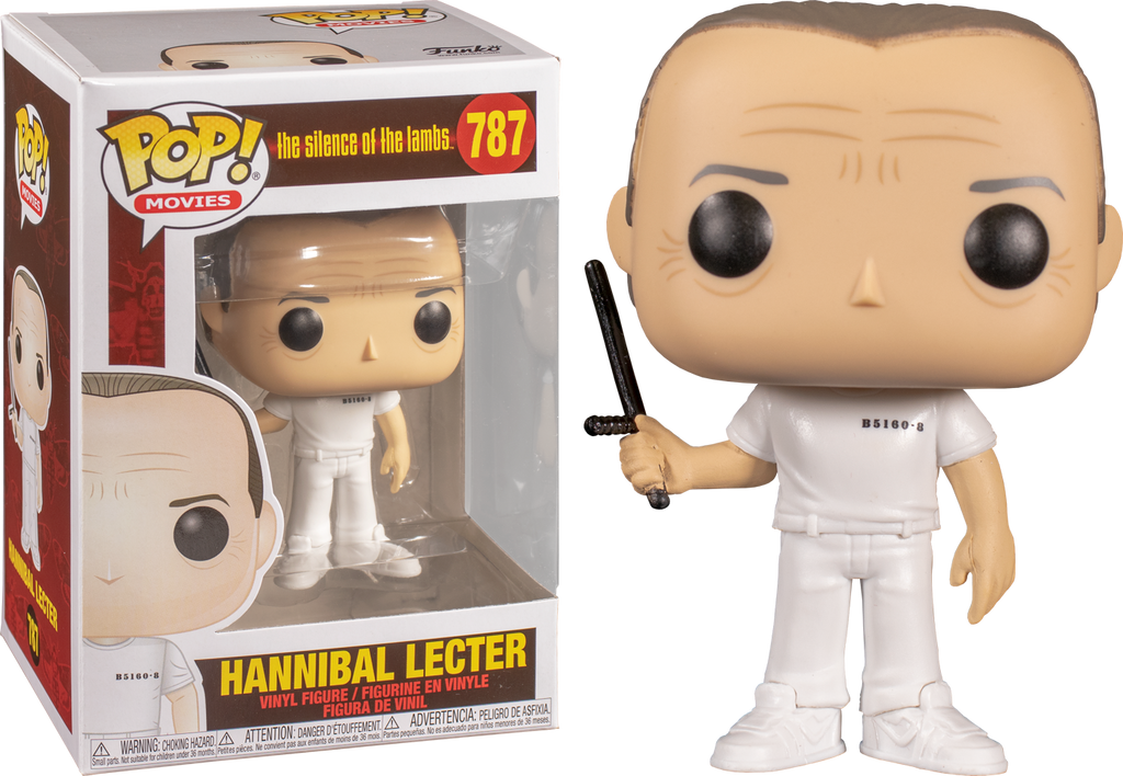Funko Pop The Silence Hannibal Lecter