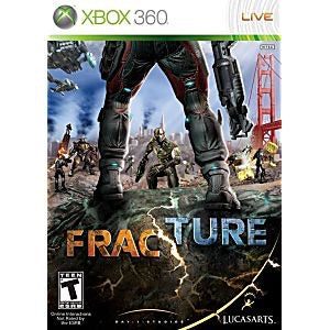 [Xbox 360] Fracture R1