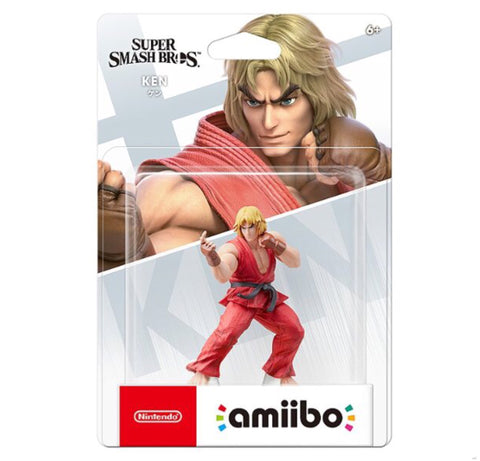 Amiibo: Super Smash Bros. Ken