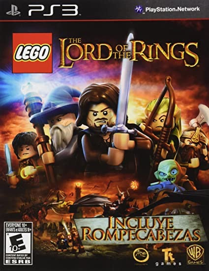 [PS3] Lego Lord Of The Rings R1