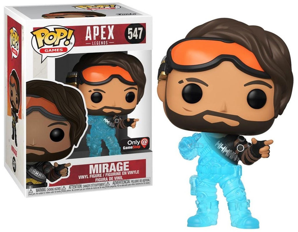 Funko Pop Apex Legends Mirage (Special Edition)