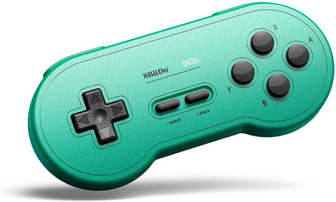 8Bitdo SN30 Bluetooth Wireless Controller GP Green