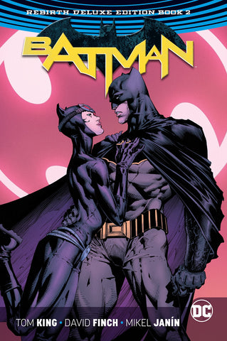 DC Comics Batman: The Rebirth Deluxe Edition Book 2 (448 pages)
